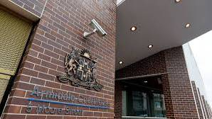 Conditional liberty: David Joseph Perrett was granted bail in an out-of-sessions hearing in Armidale Local Court on the weekend.