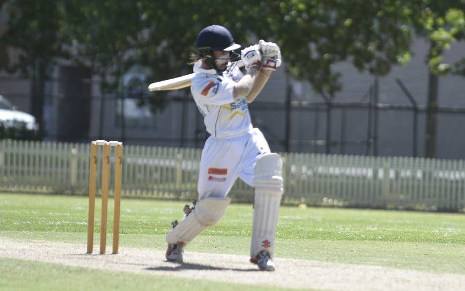 CHAMPIONS: The abandonment of the remainder of the Tamworth District Cricket Association season has lead to Old Boys being named first-grade premiers. Photo: Mark Bode.