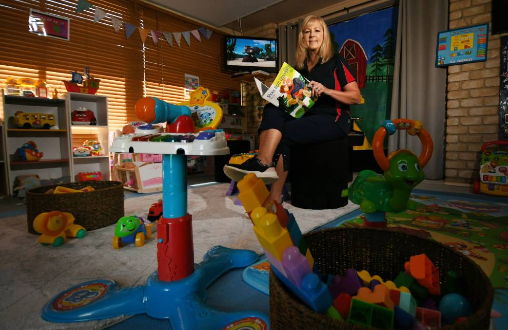 HIGH DEMAND: Tamworth Family Daycare provider Jodie Tobin is launching a home childcare, and noticed a need for more access to care in the city after an