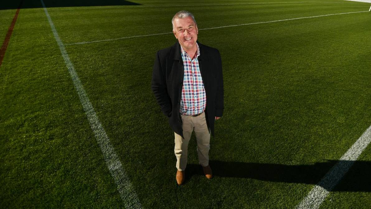 HARD WORK: Wests CEO Rod Laing said going above and beyond in managing health precautions helped him feel more secure about the NRL clash during COVID-19. Photo: Gareth Gardner