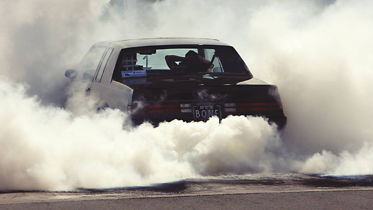 FED UP: Gunnedah residents are fighting to have a burnout pad opened for public use, in an effort to get hoons off the streets.