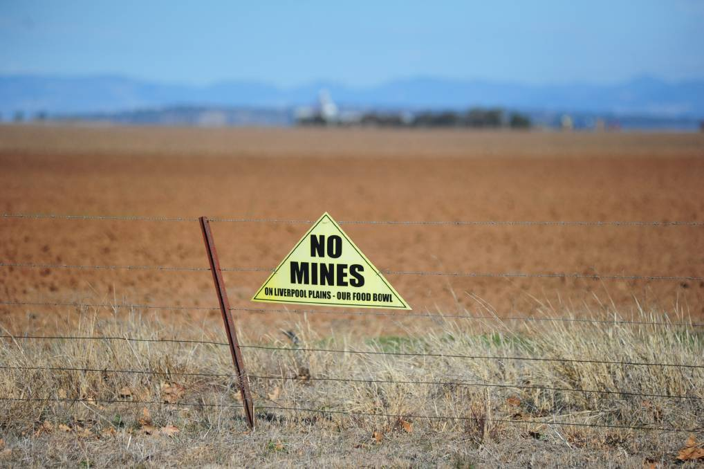 Shenhua set two year deadline to dig Liverpool Plains coal mine
