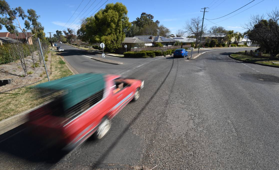 CAUGHT OUT: Revenue NSW data reveals the top spots where drivers were caught speeding in Tamworth. Photo: Gareth Gardner, file.