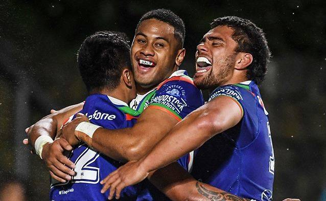 Tamworth here we come!: The Warriors have been given the green light to quarantine in the city. Photo: NZ Warriors