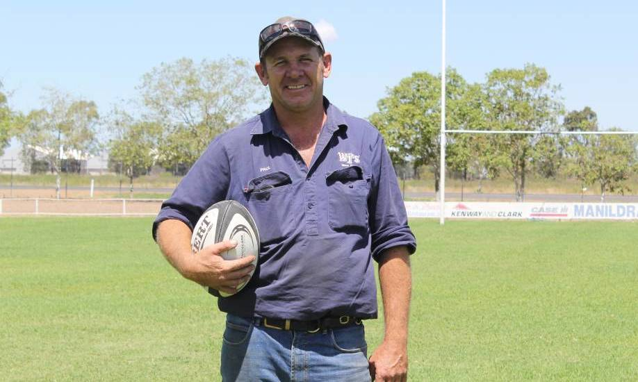 Man on a mission: New Central North president Paul King is eager to make sure the game