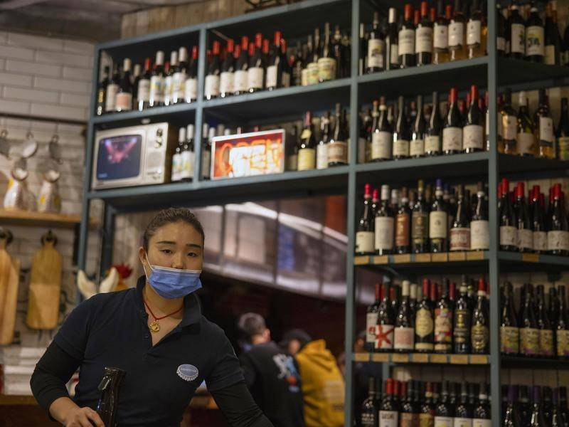 China has dealt a blow to the Australian wine industry by imposing levies of up to 212 per cent.